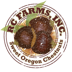 RC Farms, Inc. Sweet Oregon Grown Fresh Chestnuts