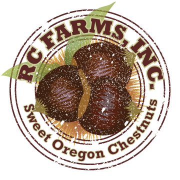 Sweet Fresh Chestnuts – RC Farms. Now taking orders for 2017.
